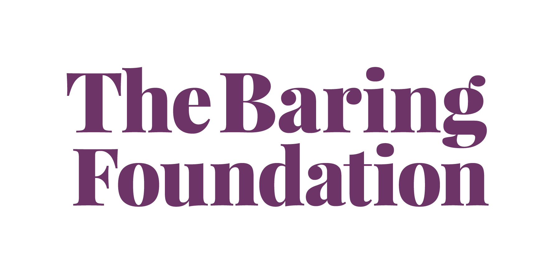 Baring Foundation
