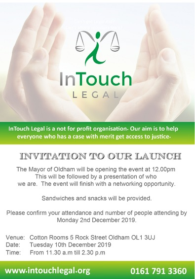 InTouch Launch
